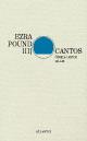 Pound Ezra III] Cantos